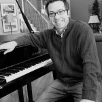 portrait of Maestro Makers director and piano instructor Matt Bergey