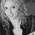 portrait of Maestro Makers violin instructor Joanna Grosshans