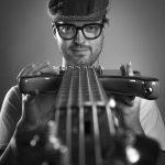 portrait of Maestro Makers guitar instructor Kevin Knapp